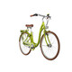 Kalkhoff City Glider 7R Comfort Citybike Damer grøn